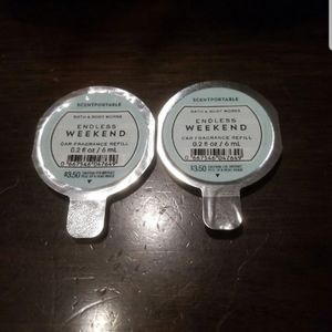 Bath and body works scent portables